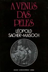 Capa do Livro A Vênus das Peles / Sacher-Masoch
