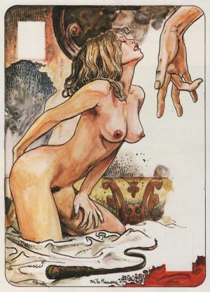 Sex erotic art Anal