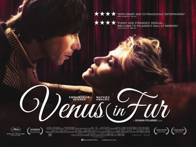 Filme BDSM Venus-in-fur