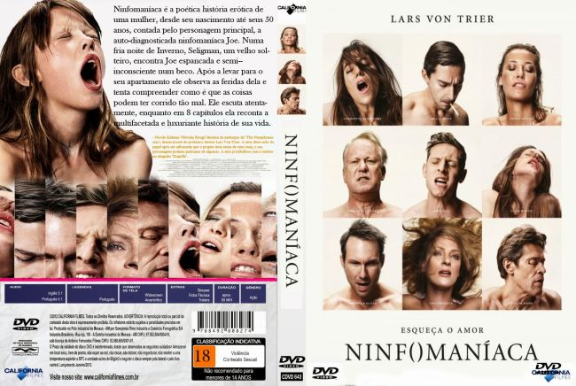 Ninfomaniaca Volume 1